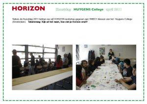Horizon Huygens
